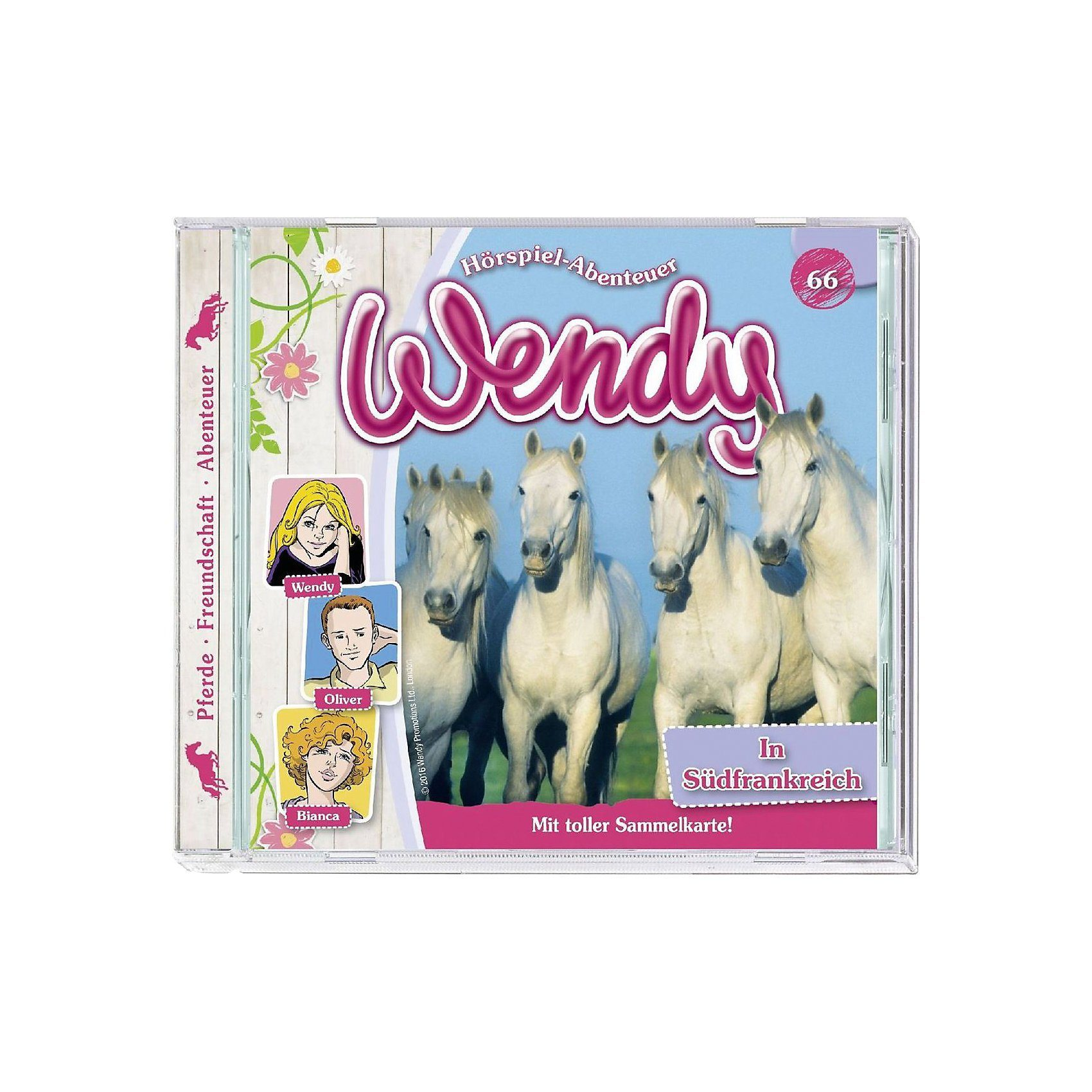 Kiddinx CD Wendy 66 - In Südfrankreich
