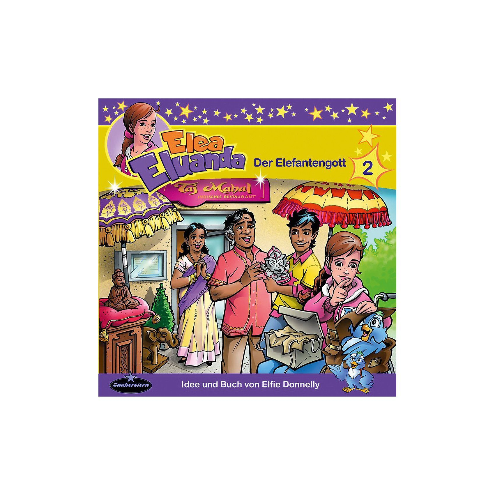 CD Elea Eluanda: Der Elefantengott 02