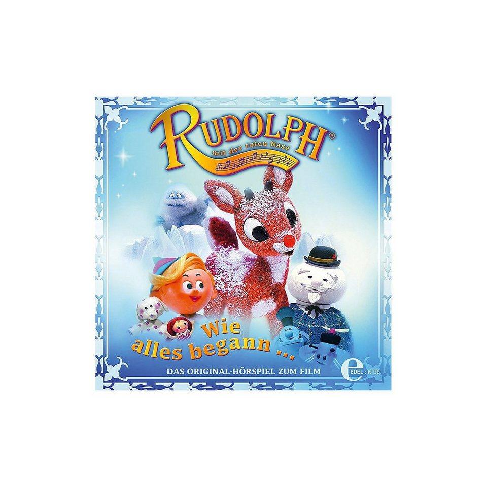 Edel CD Rudolph mit der roten Nase - Wie alles begann online kaufen