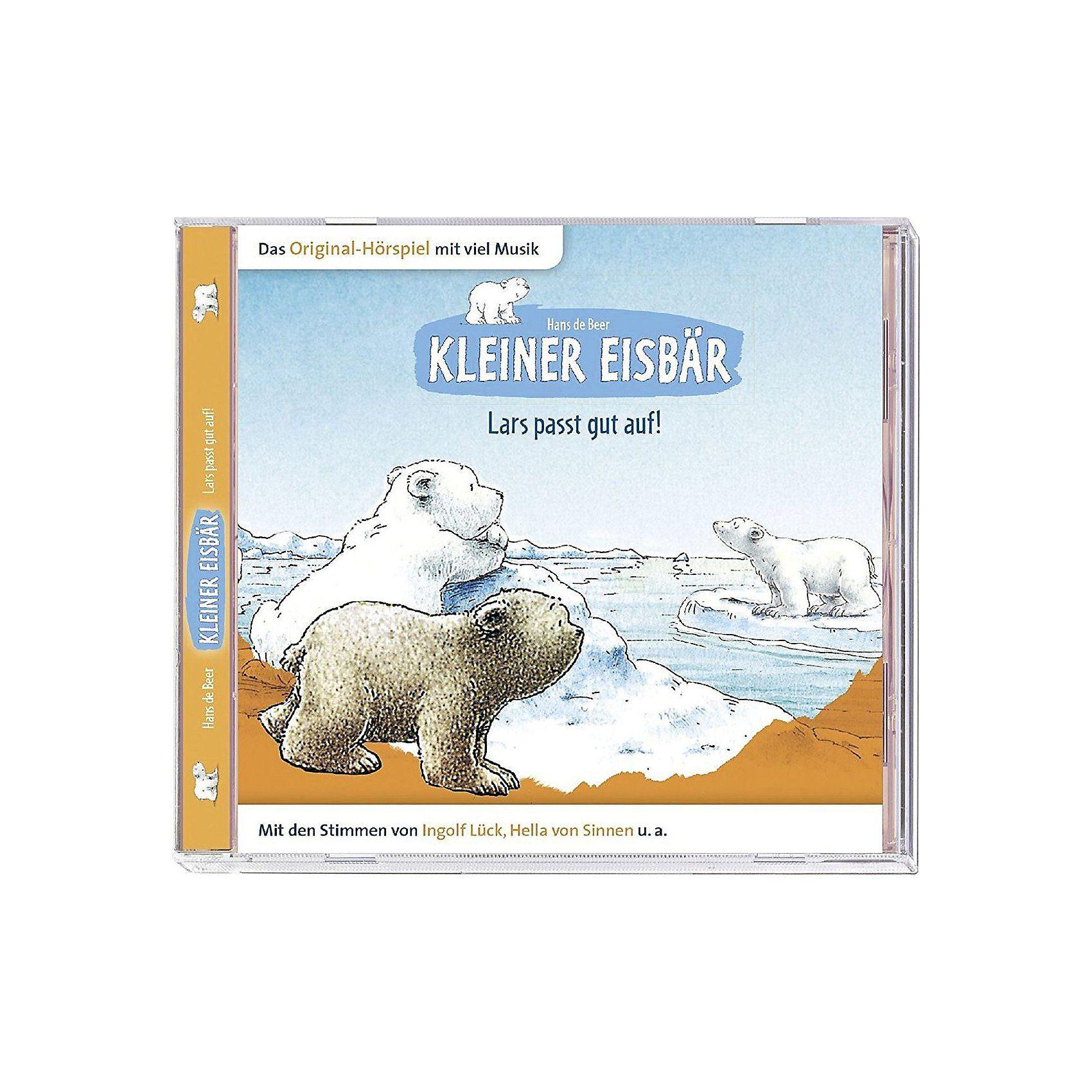 Kiddinx CD Kleiner Eisbär - Lars passt gut auf