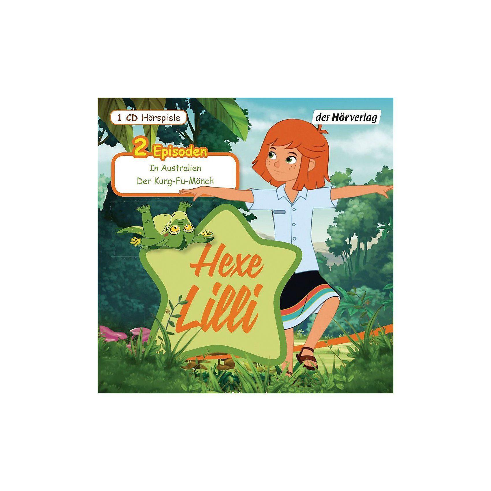 Edel CD Hexe Lilli 11 - In Australien/Der Kung-Fu-Mönch