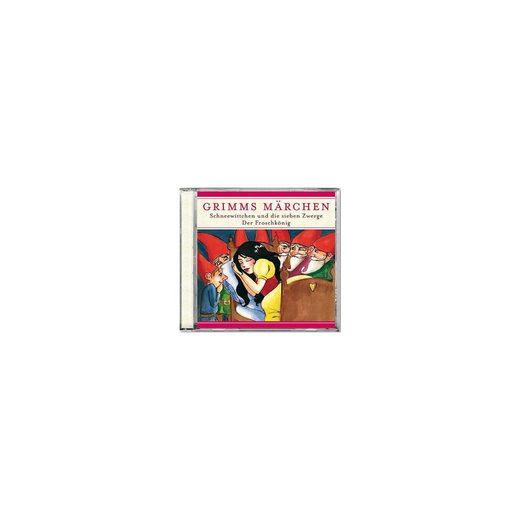 Kiddinx CD Schneewittchen / Der Froschkönig