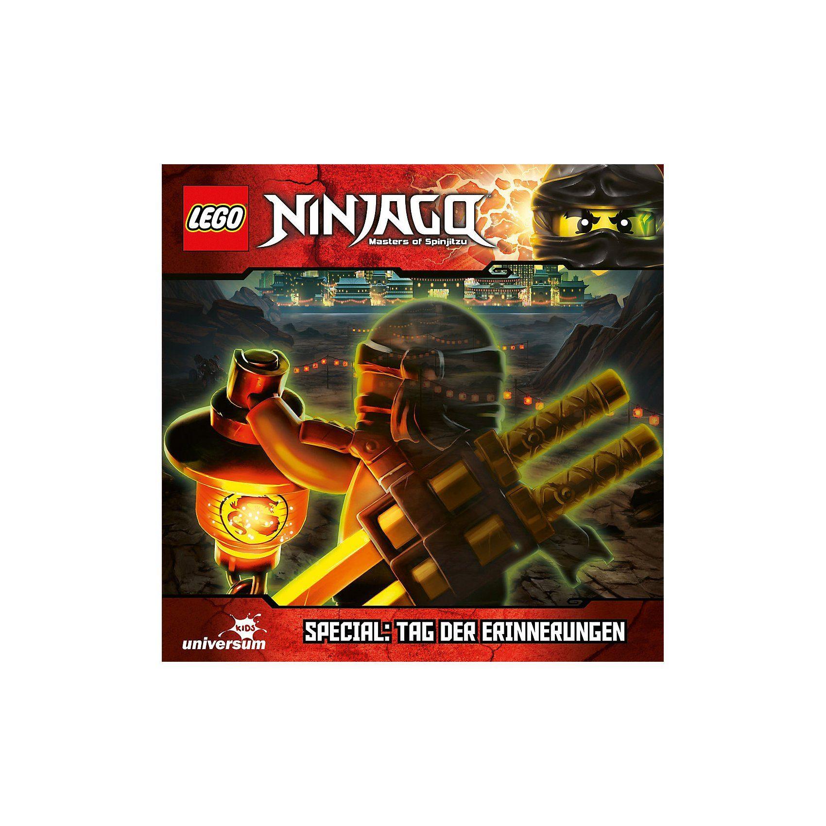 LEGO® CD NINJAGO - Tag der Erinnerungen