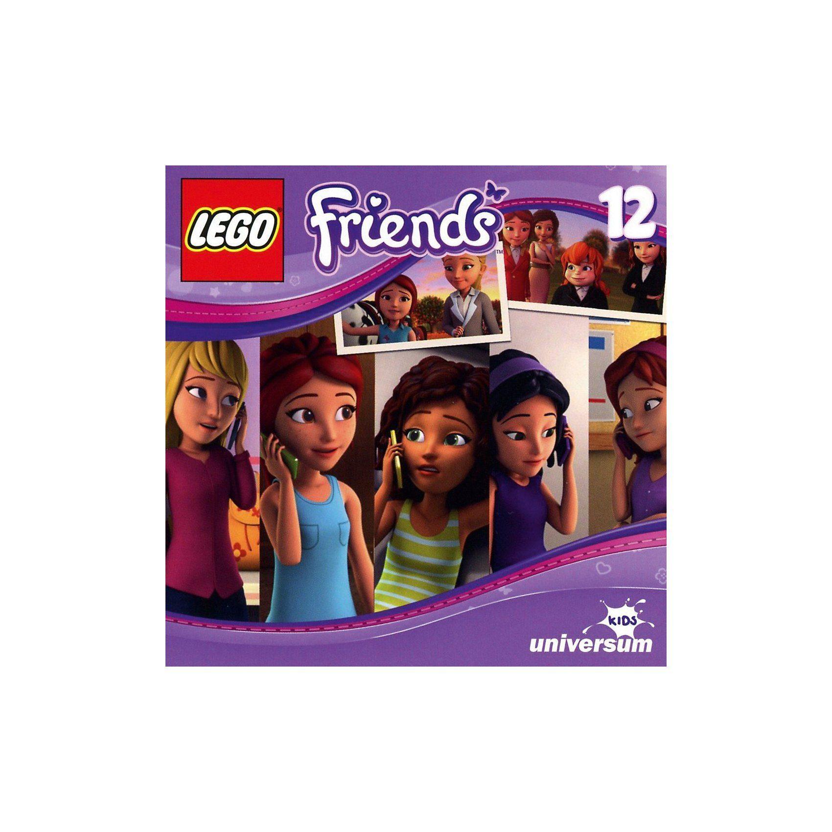 Lego® CD Friends 12