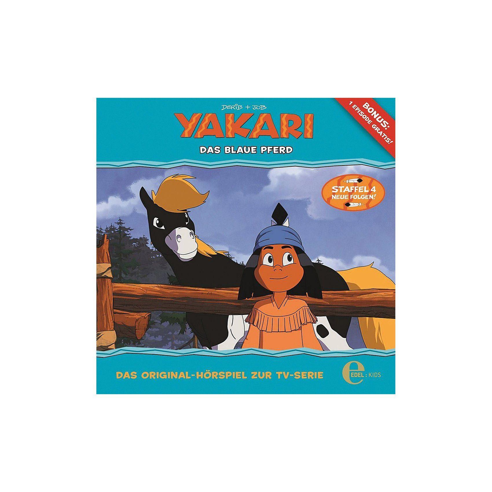 Edel CD Yakari 27 (Start 4. Staffel)
