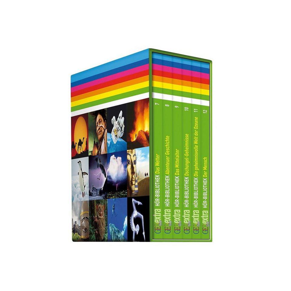 GEOlino Editions Box, 6 Audio-CDs online kaufen