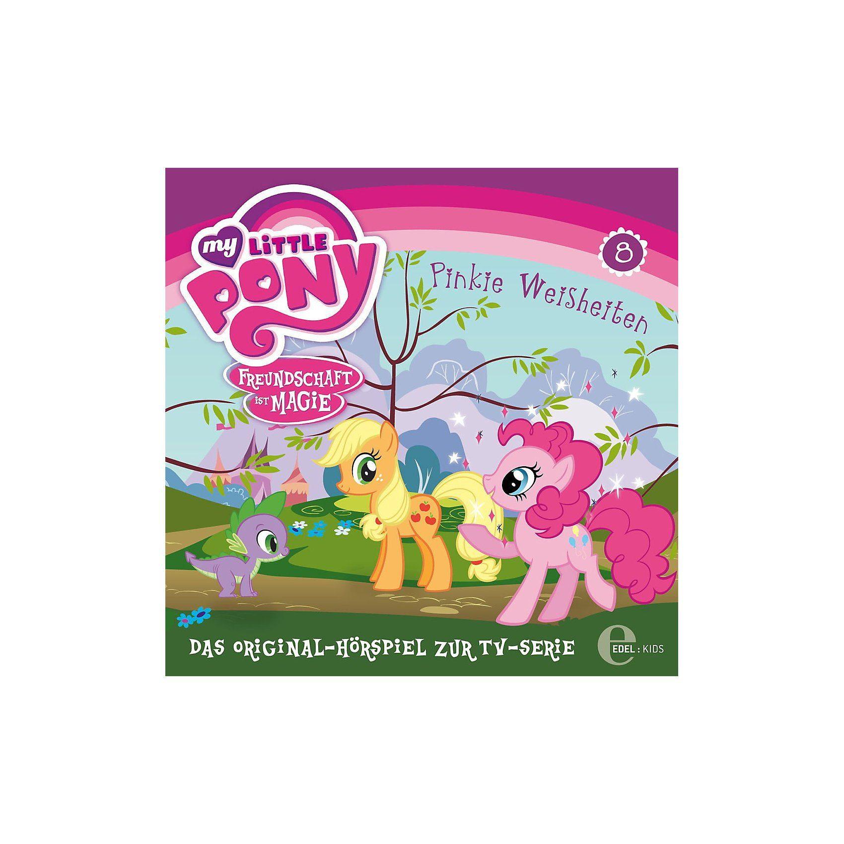 Edel CD My Little Pony 08 - Pinkie Weisheiten