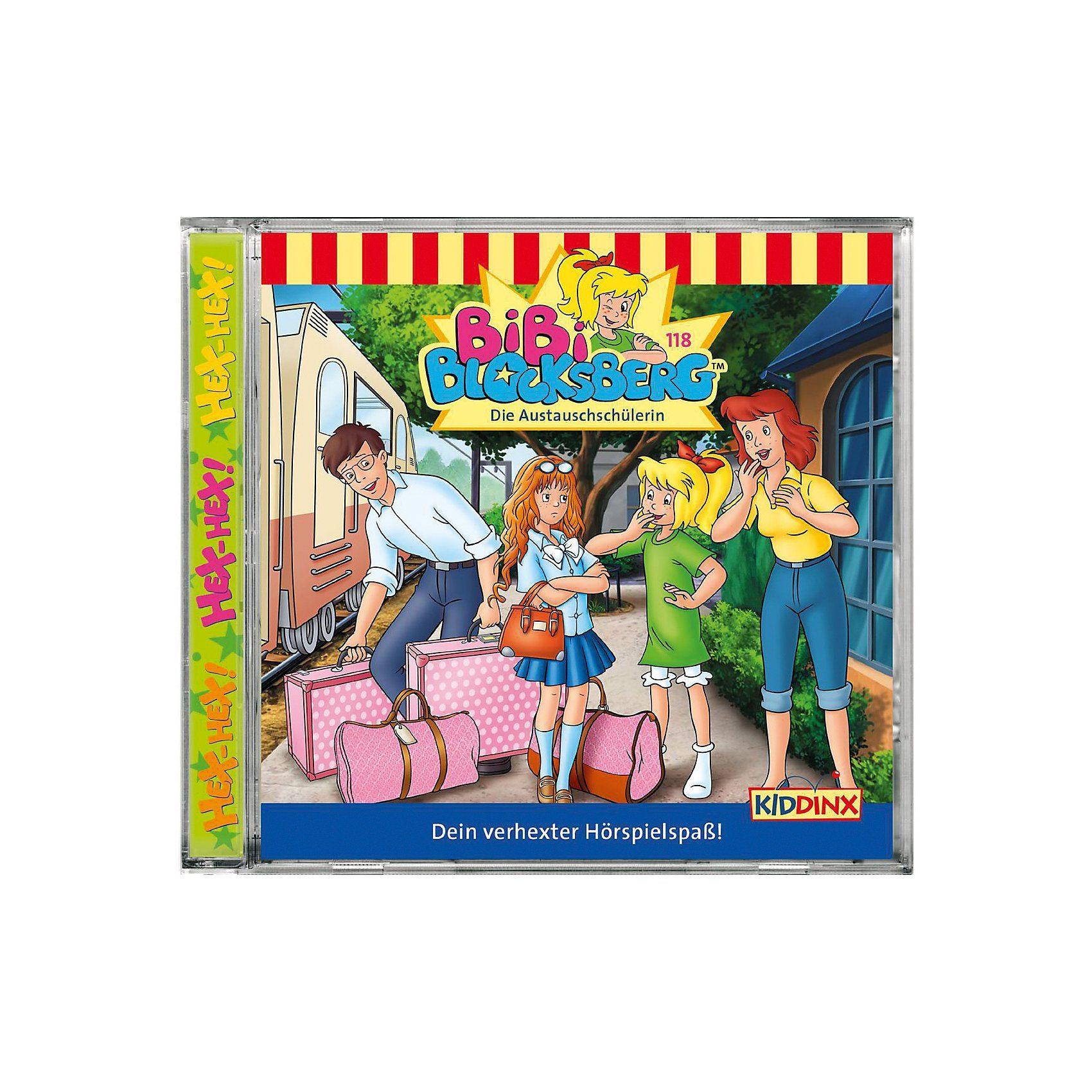 Kiddinx CD Bibi Blocksberg - Die Austauschschülerin 118
