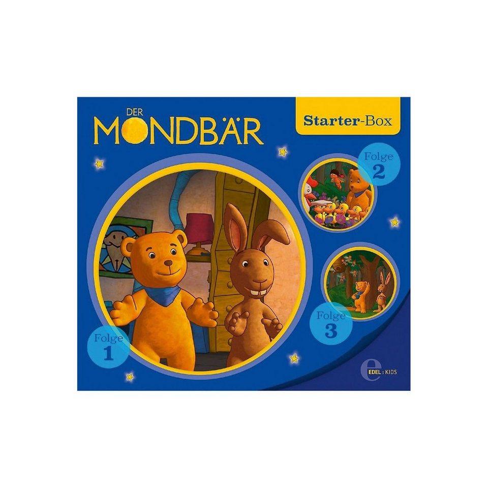 Edel CD Der Mondbär - Starter-Box (3 CD& 39;s, Folge 1-3) online kaufen