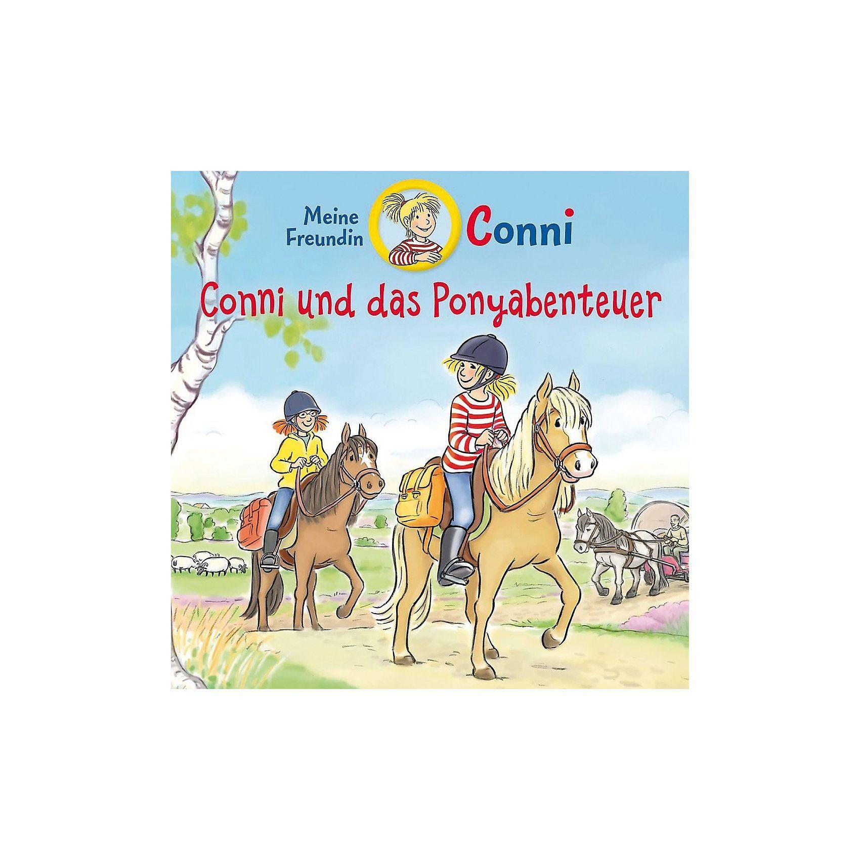 Universal CD Conni 47 - Conni und das Ponyabenteuer