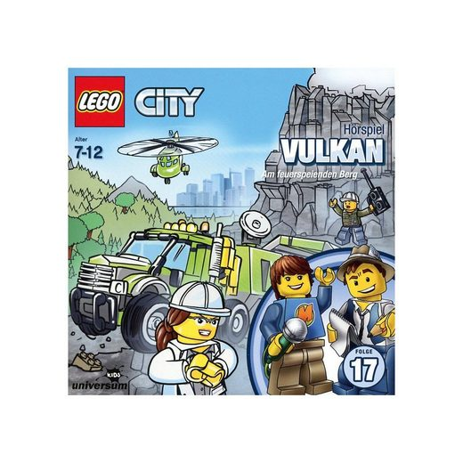 LEGO® CD City 17