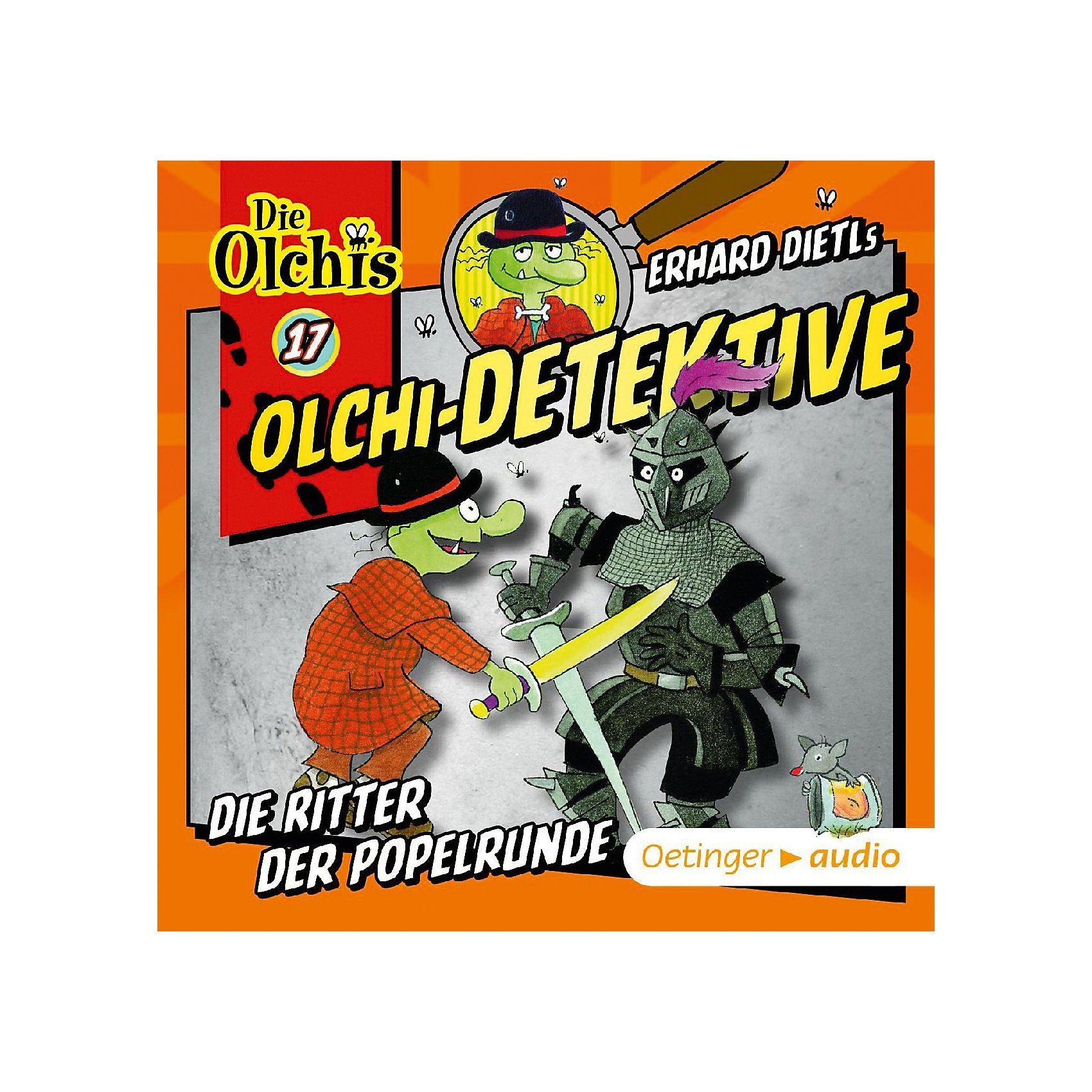 CD Olchi-Detektive - Die Ritter der Popelrunde