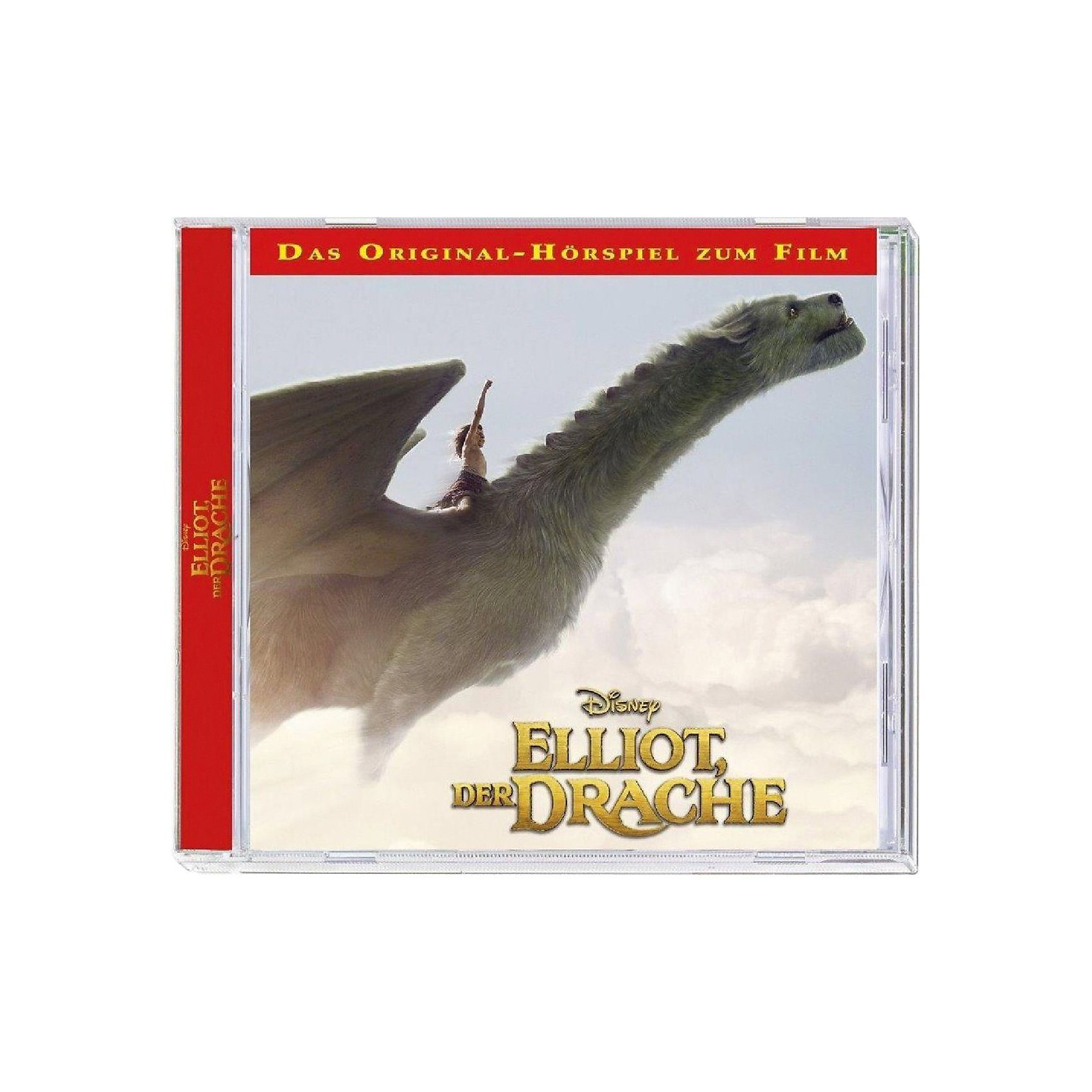 Kiddinx CD Disney Eliot, das Schmunzelmonster