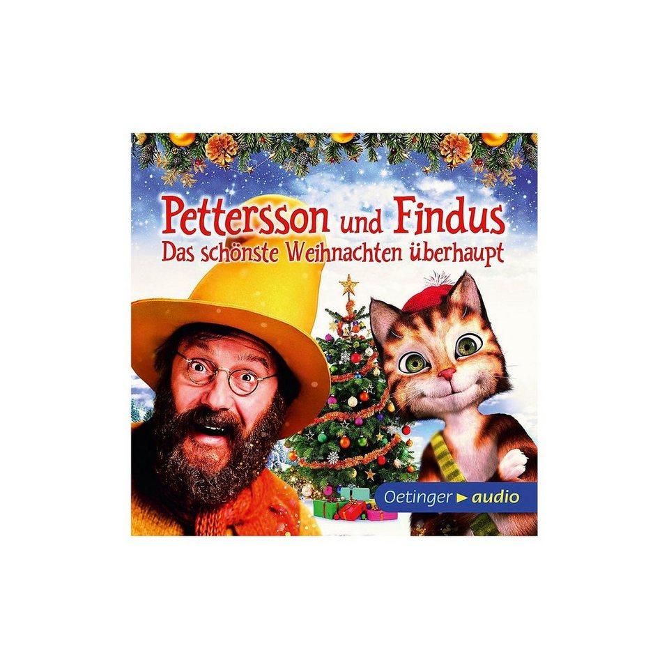 CD Pettersson und Findus Filmhörspiel - Das schönste Weihnac online kaufen