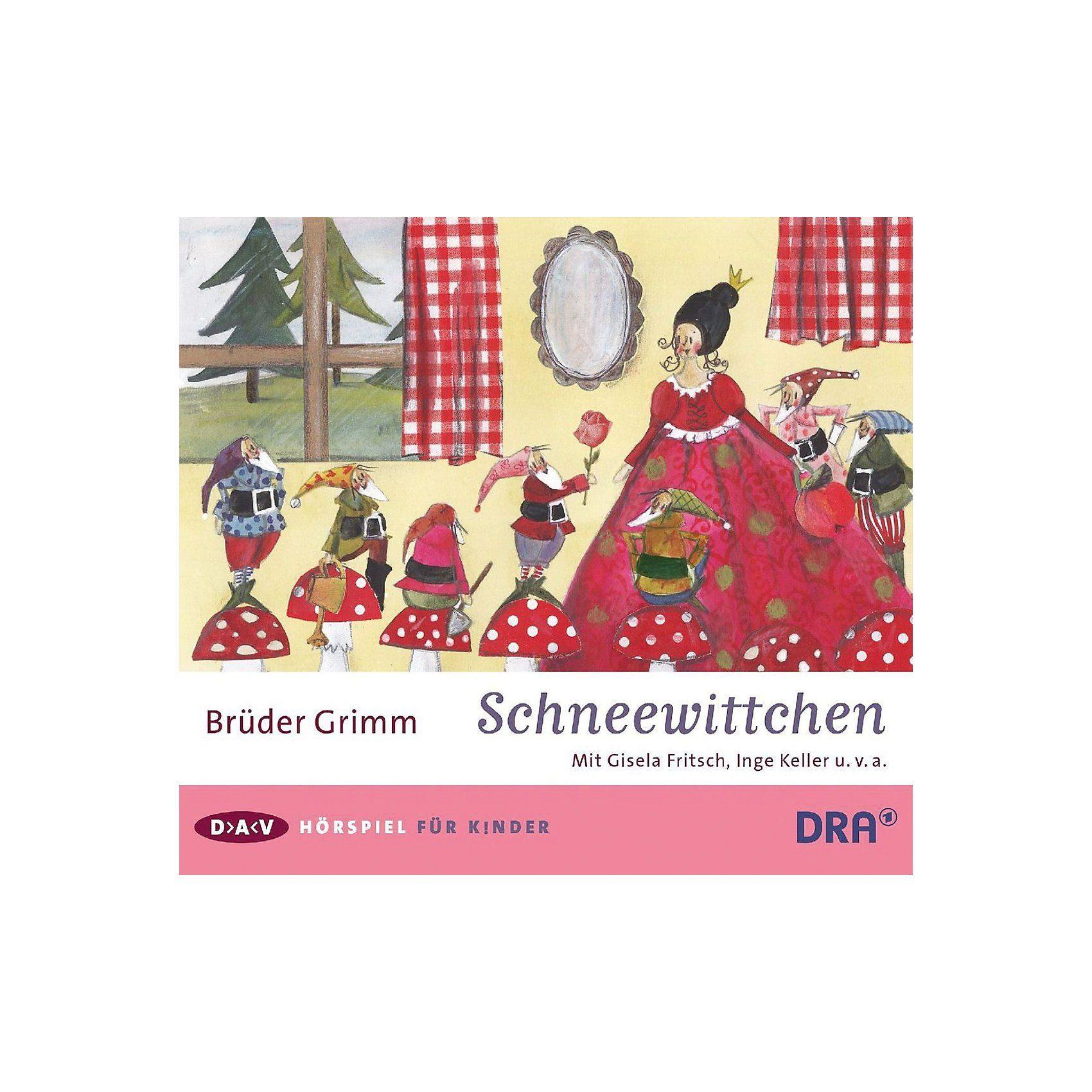 CD Schneewittchen - Brüder Grimm