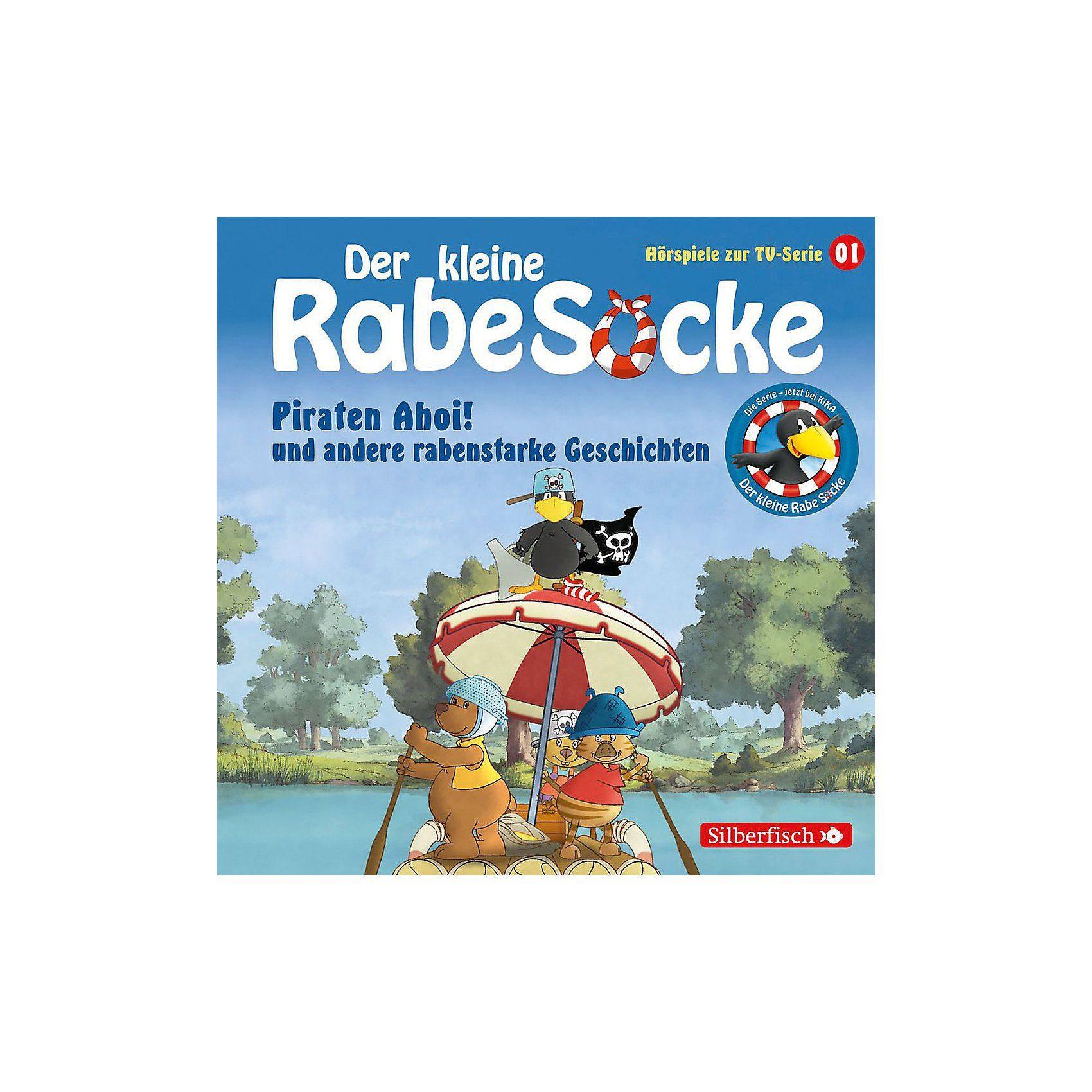 Universal CD Der kleine Rabe Socke 01: Piraten Ahoi! (Hörspiel zur TV