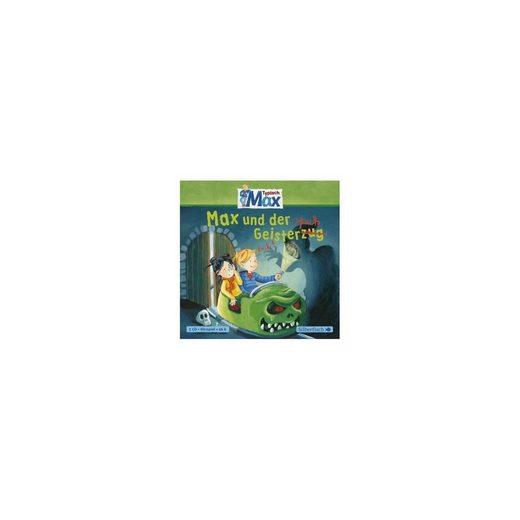 Typisch Max: Max und der Geisterspuk, Band 3, 1 Audio-CD