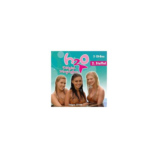 Universal CD H2O Plötzlich Meerjungfrau - Boxset 07