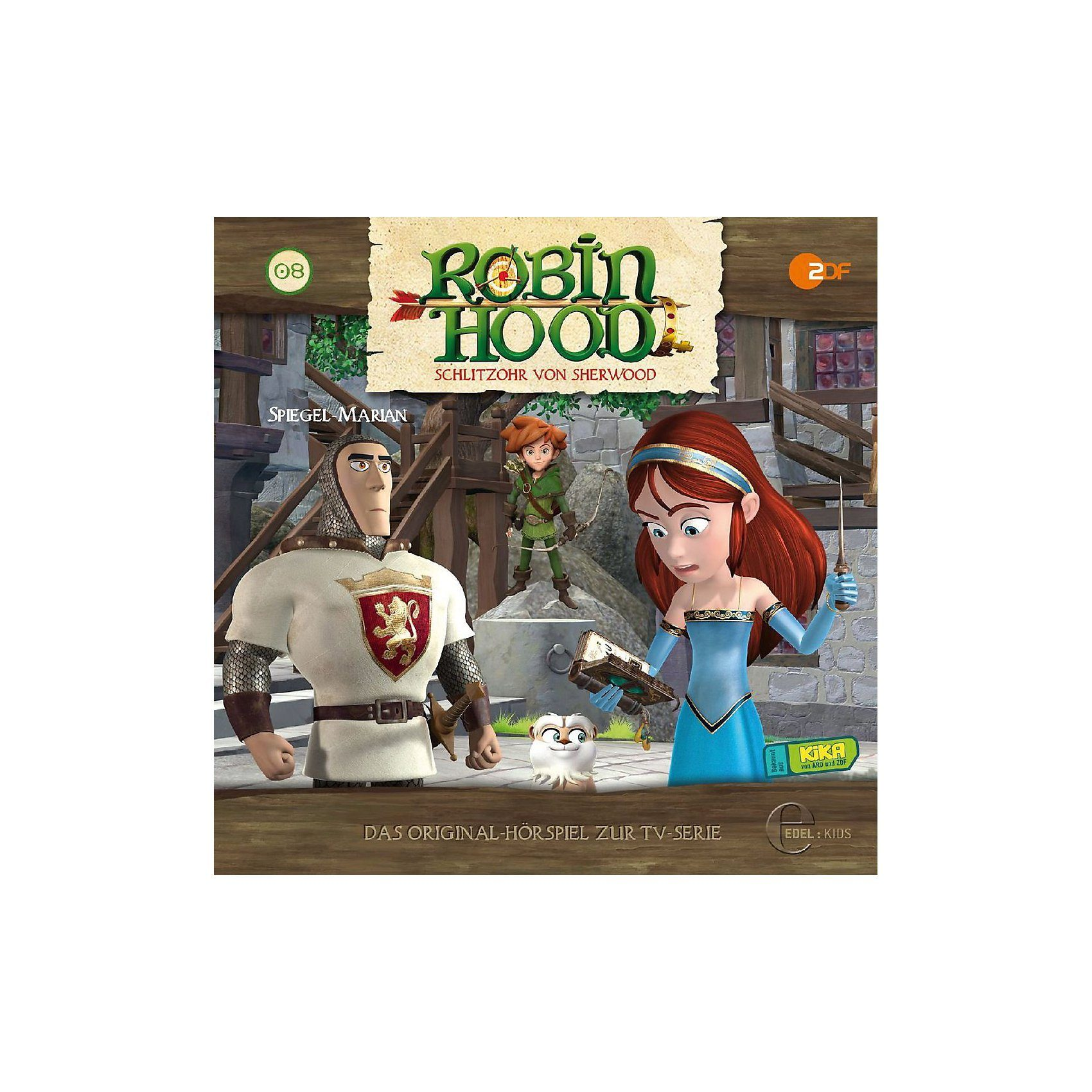 Edel CD Robin Hood-Schlitzohr v.Sherwood 8-Spiegel-Marian