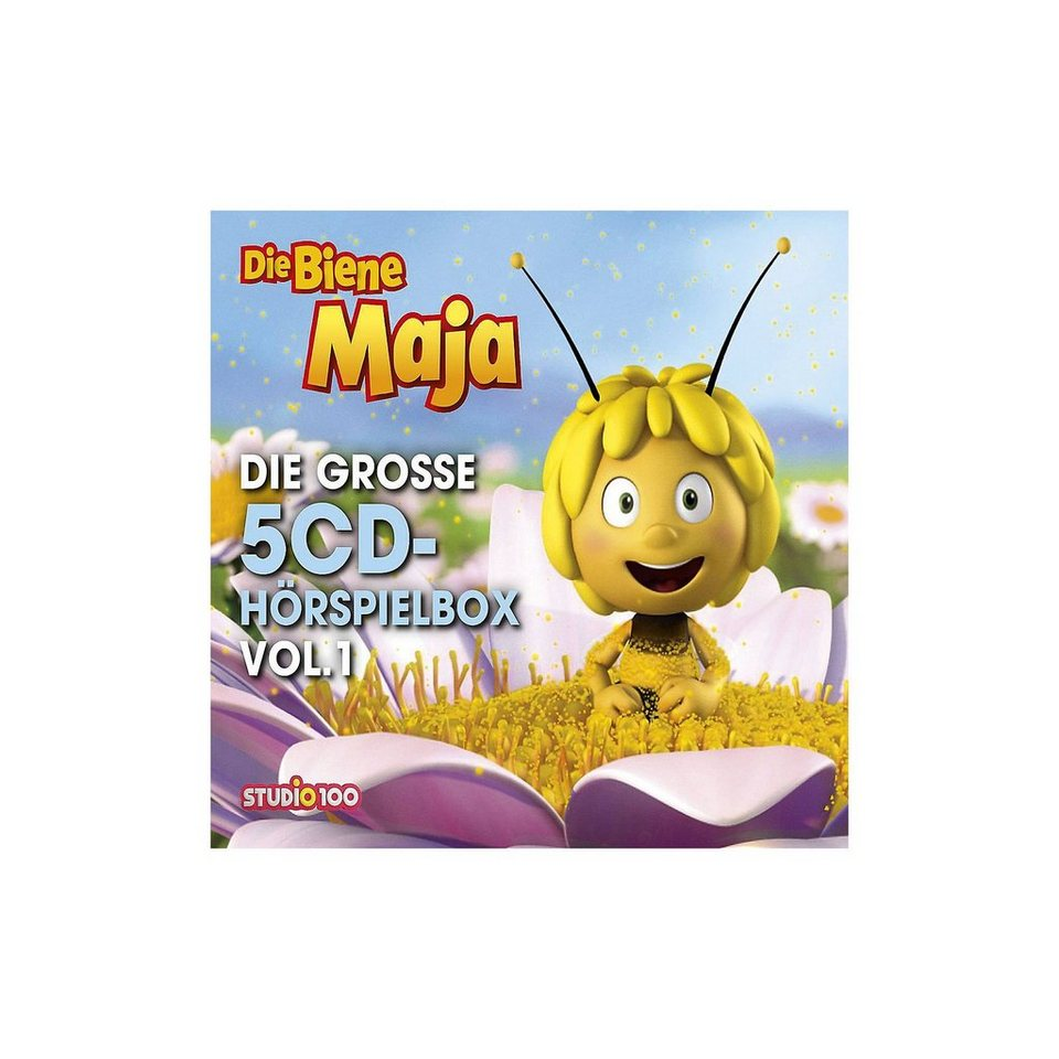 Universal CD Biene Maja - Die Große 5-CD Hörspielbox Vol.1 online kaufen