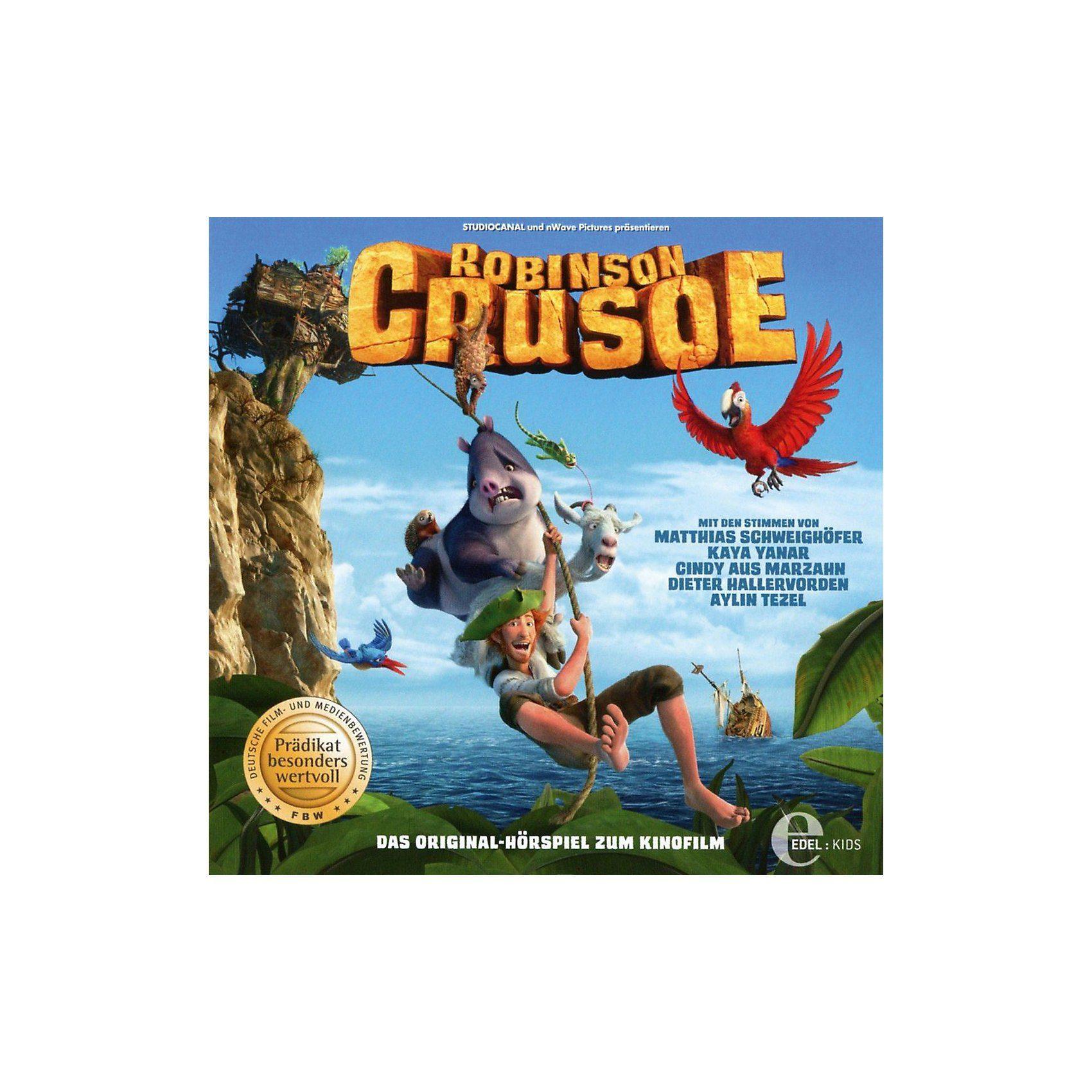 Edel CD Robinson Crusoe - Das Original-Hörspiel zum Kinofilm