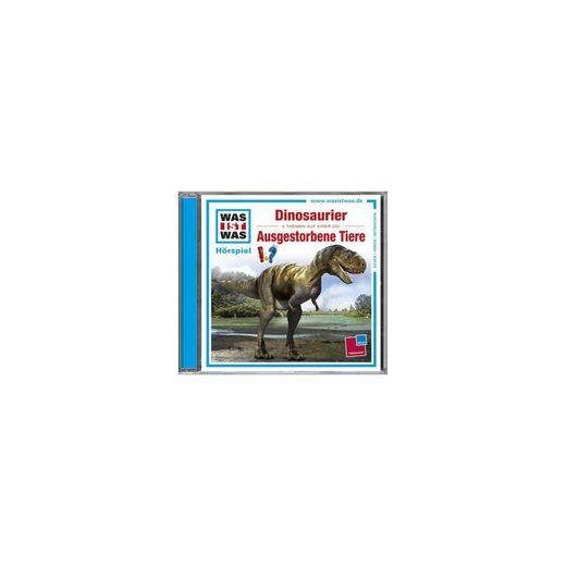Universal WAS IST WAS 08 - Dinosaurier / Ausgestorbene Tiere