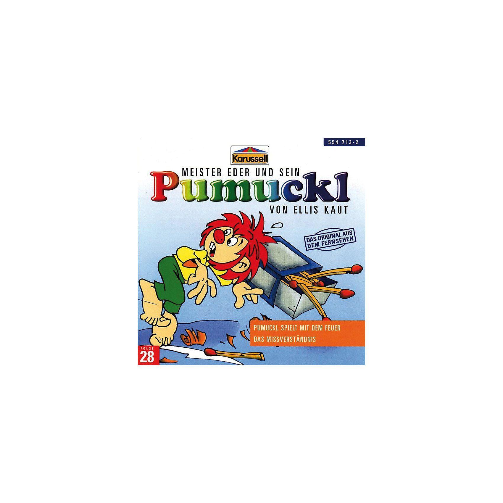 Universal CD Pumuckl 28 - Pumuckl Spielt mt dem Feuer/ Das Missverstän