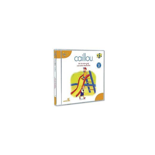 Universum CD Caillou 27 - Bin ich schon groß und weitere Geschichten