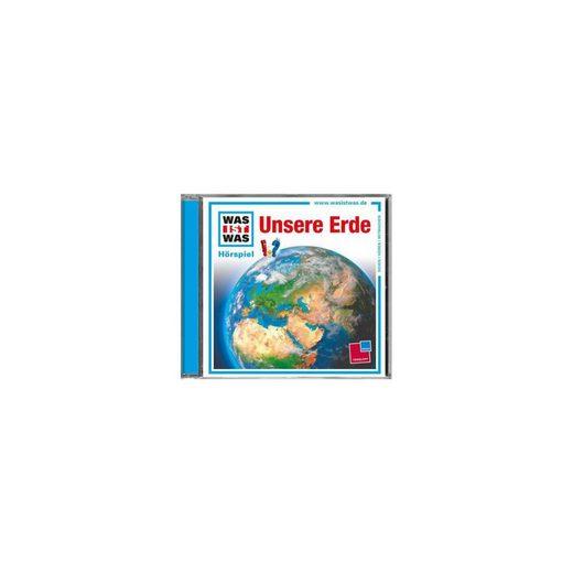 Universal WAS IST WAS Hörspiele: Unsere Erde, Audio-CD