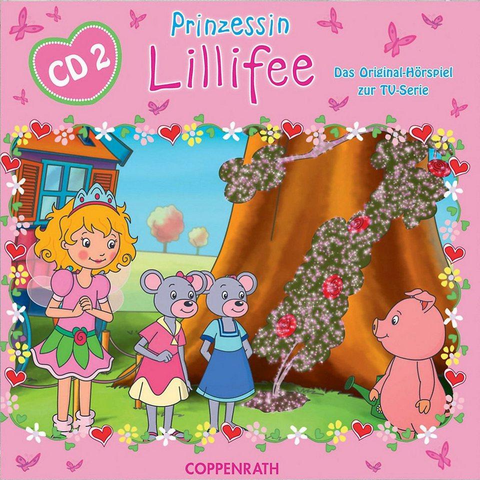 Edel CD Prinzessin Lillifee - 02: Hörspiel zur TV-Serie online kaufen