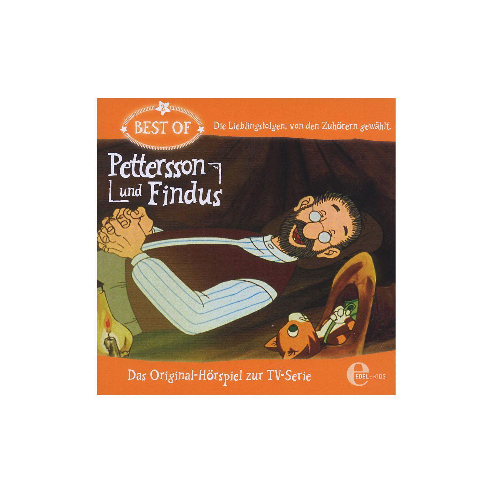 Edel CD Best of Pettersson und Findus - Folge 2 (Hörspiel)
