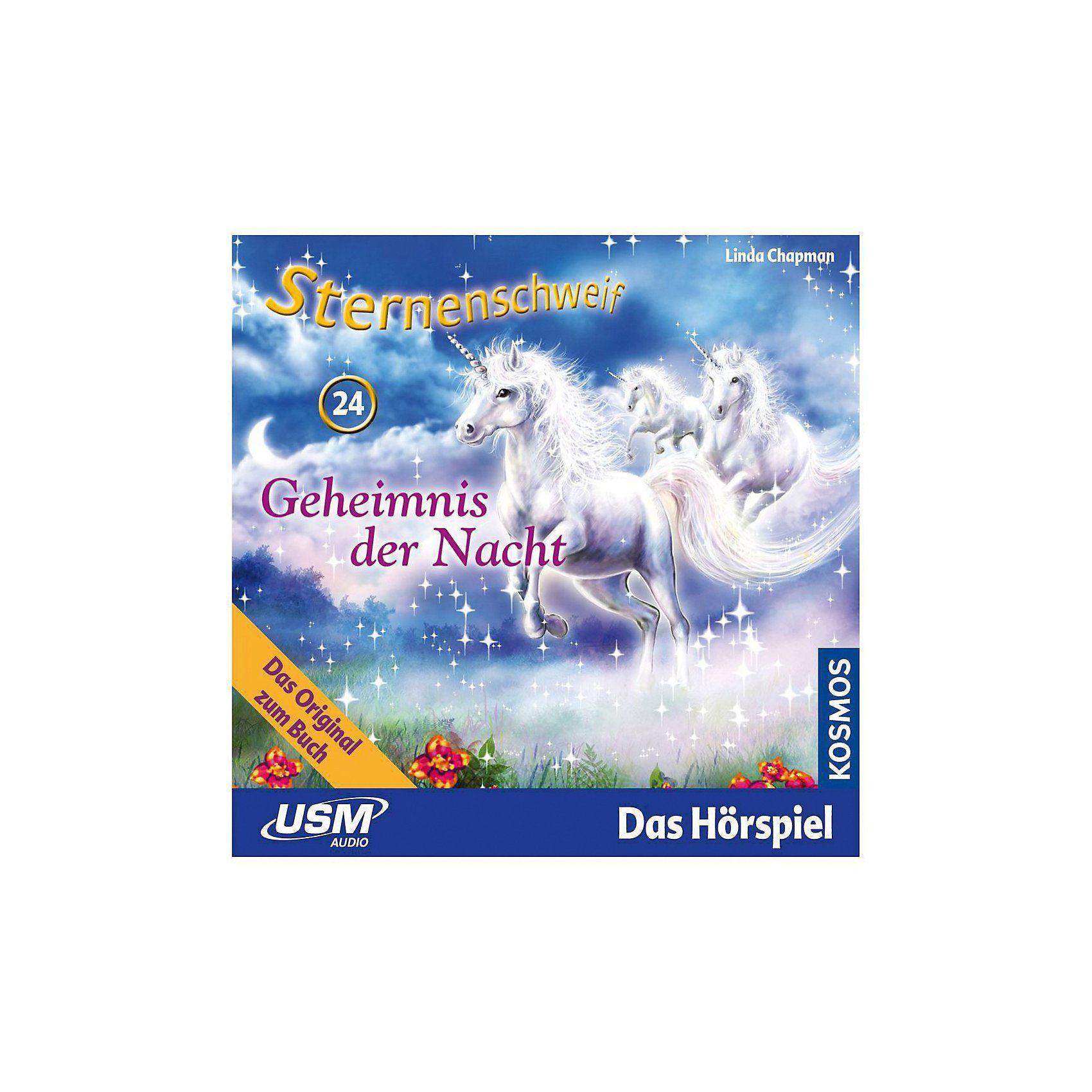 CD Sternenschweif 24 - Geheimnis der Nacht