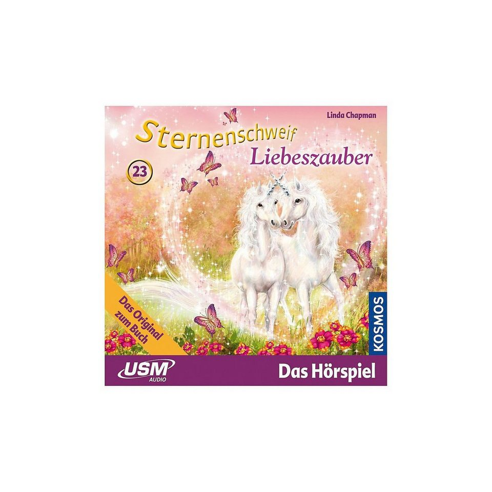 CD Sternenschweif 23 - Liebeszauber Liebeszauber Liebeszauber online kaufen 20634b