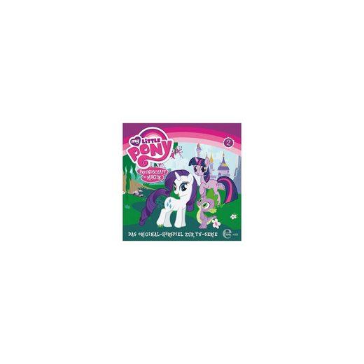 Edel CD My little Pony - Folge 2 - Apfelschüttelernte