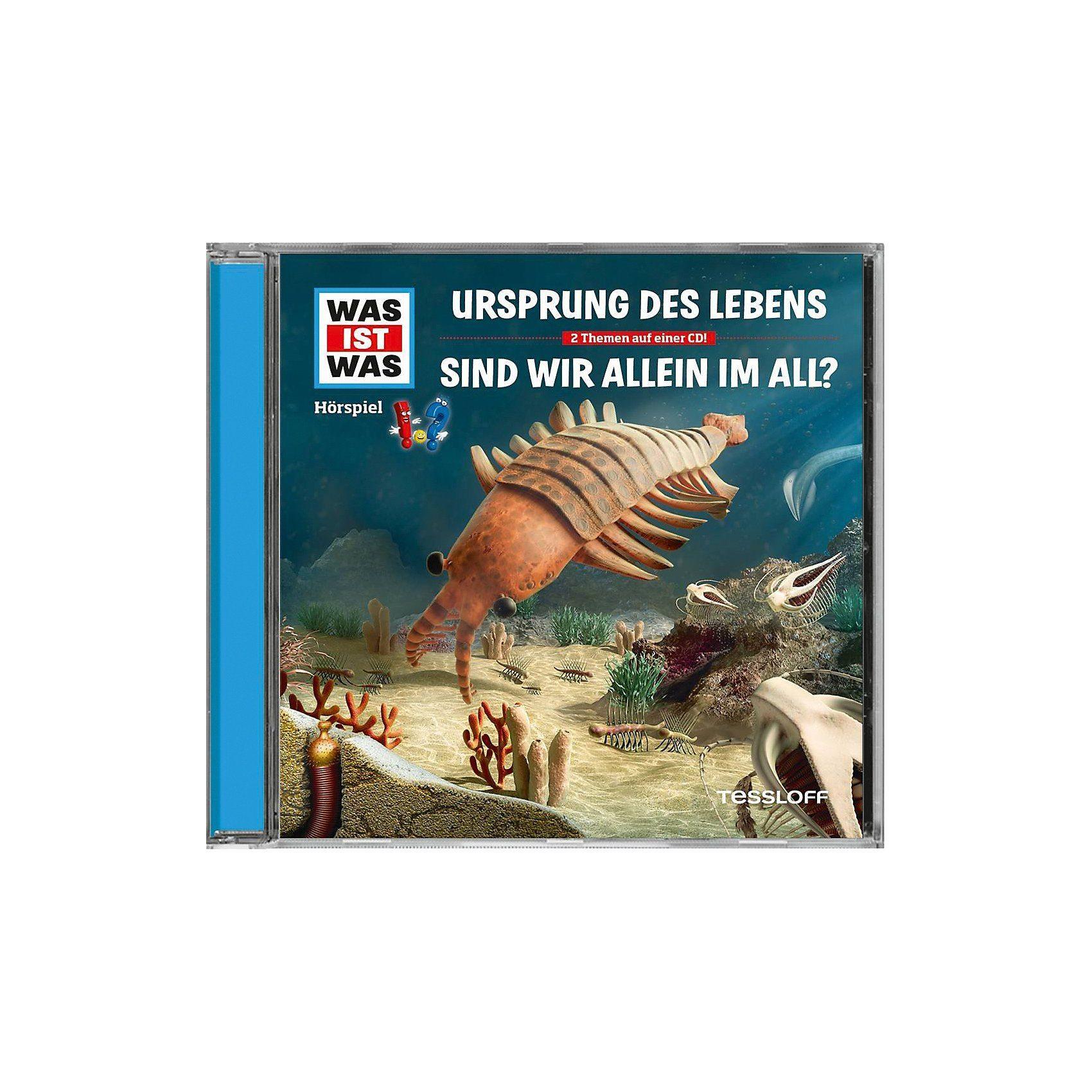 Universal CD Was ist Was 60 - Ursprung Des Lebens/Sind wir allein im A