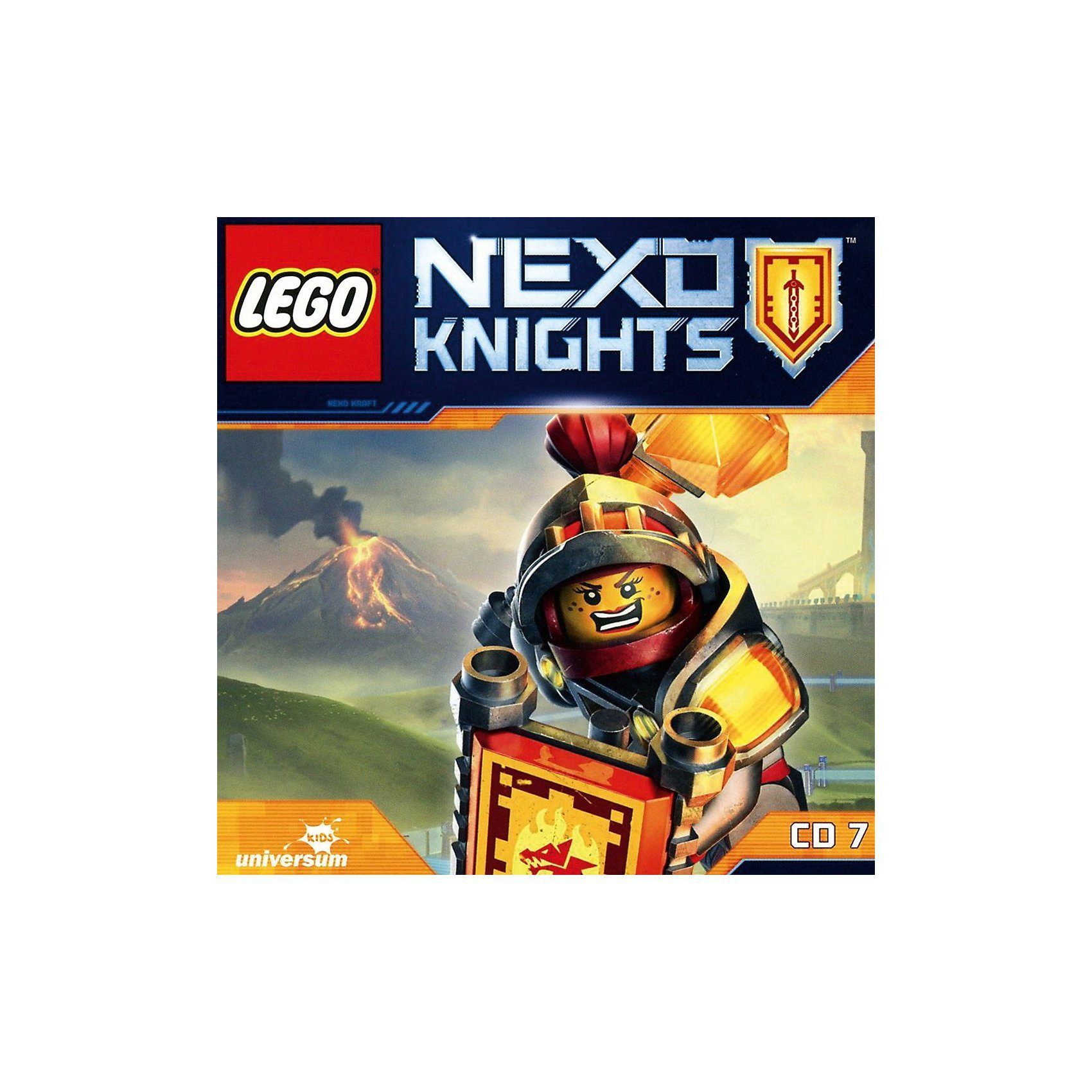 LEGO CD Nexo Knights CD 7
