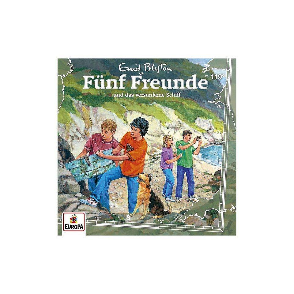 Sony CD Fünf Freunde 119 online kaufen