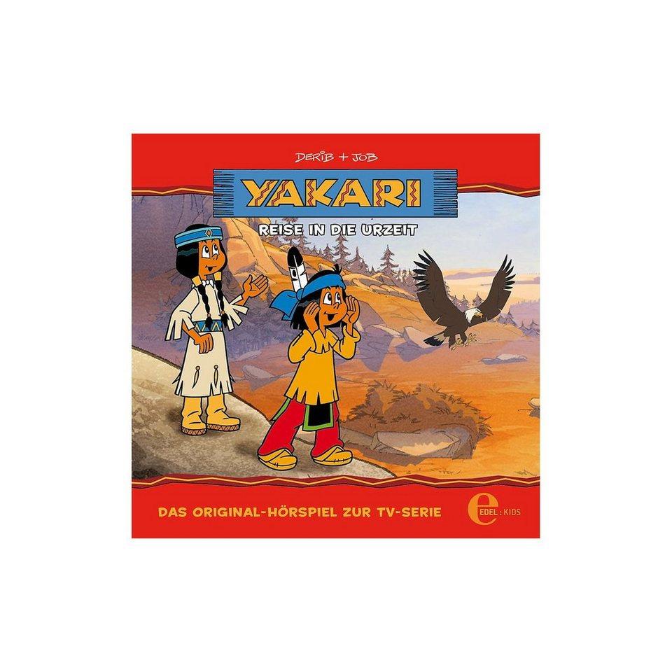 Edel CD Yakari 14 - Reise in die Urzeit kaufen