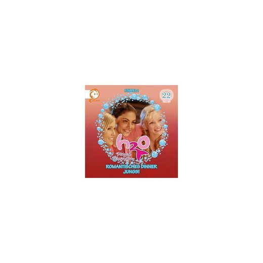 Universal CD H2O Plötzlich Meerjungfrau 22 - Romantisches Dinner/Jungs