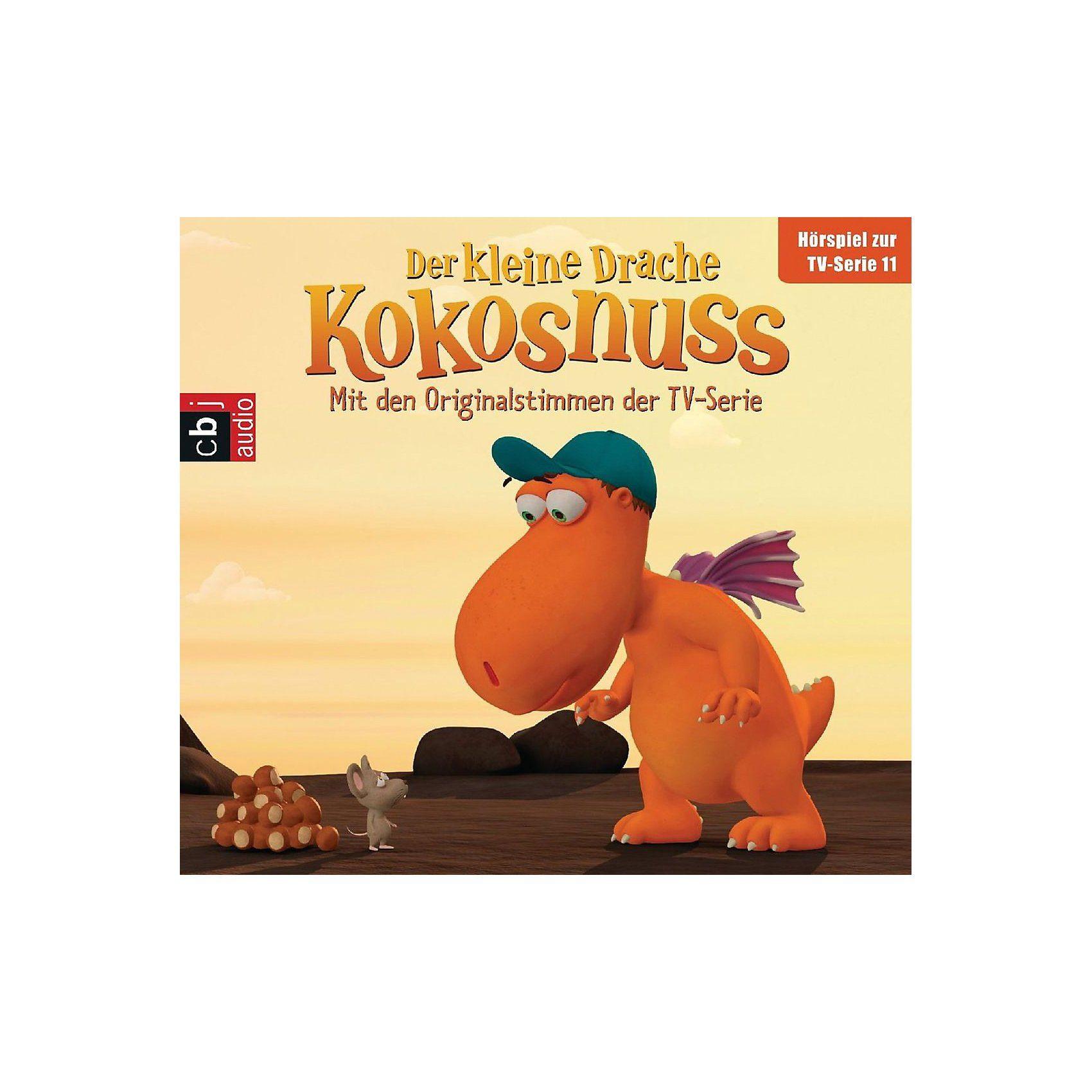 Edel CD Der kleine Drache Kokosnuss 11 (Hörspiel z.TV-Serie)