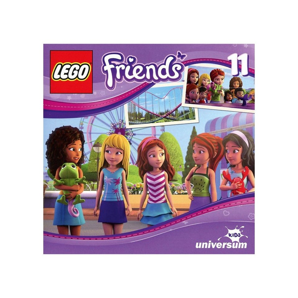 Lego® CD Friends 11 online kaufen