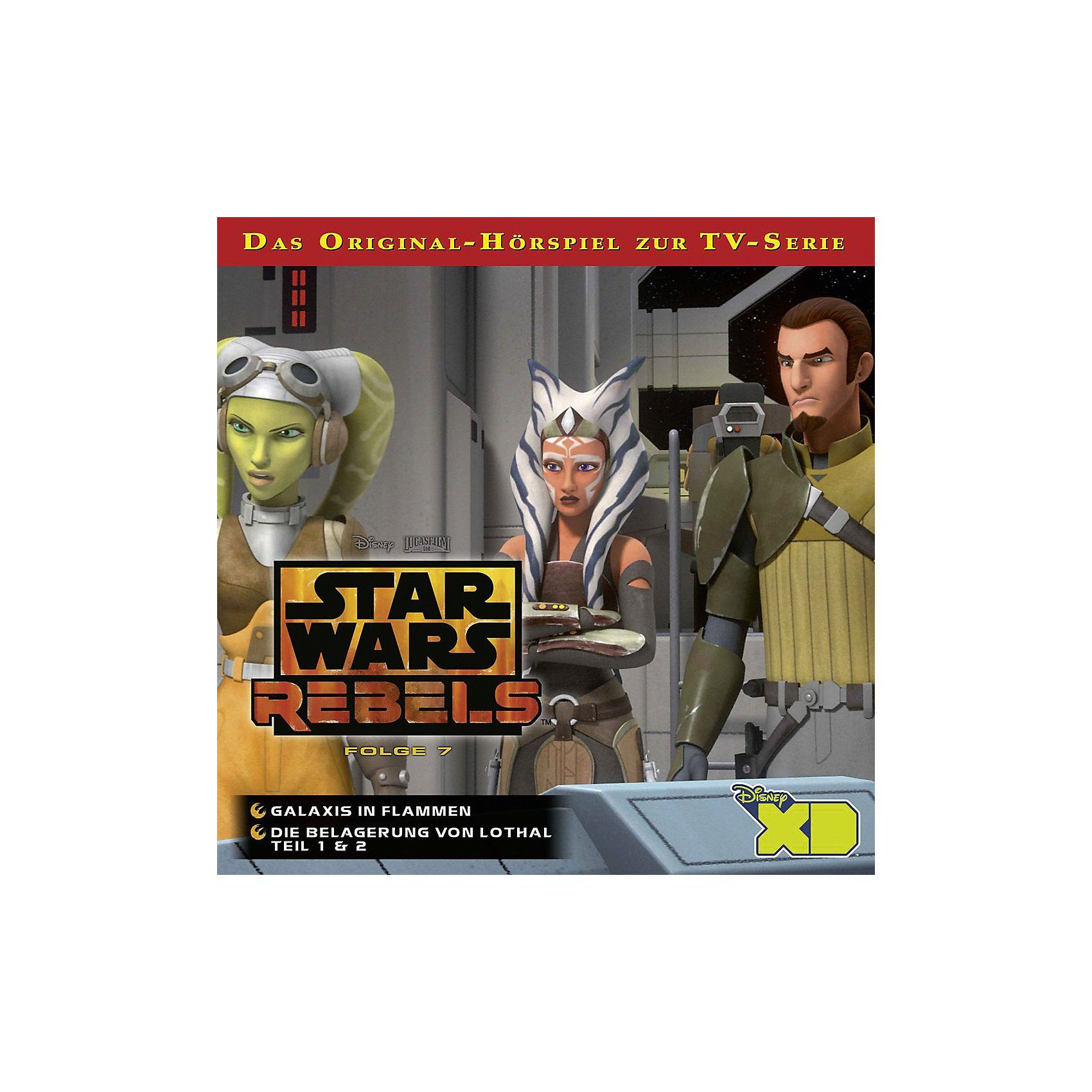 Kiddinx CD Star Wars Rebels 07