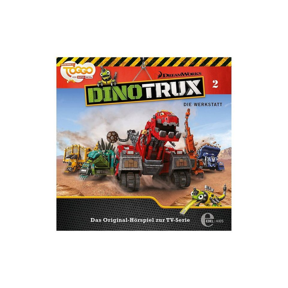 Edel CD Dinotrux - 02 online kaufen