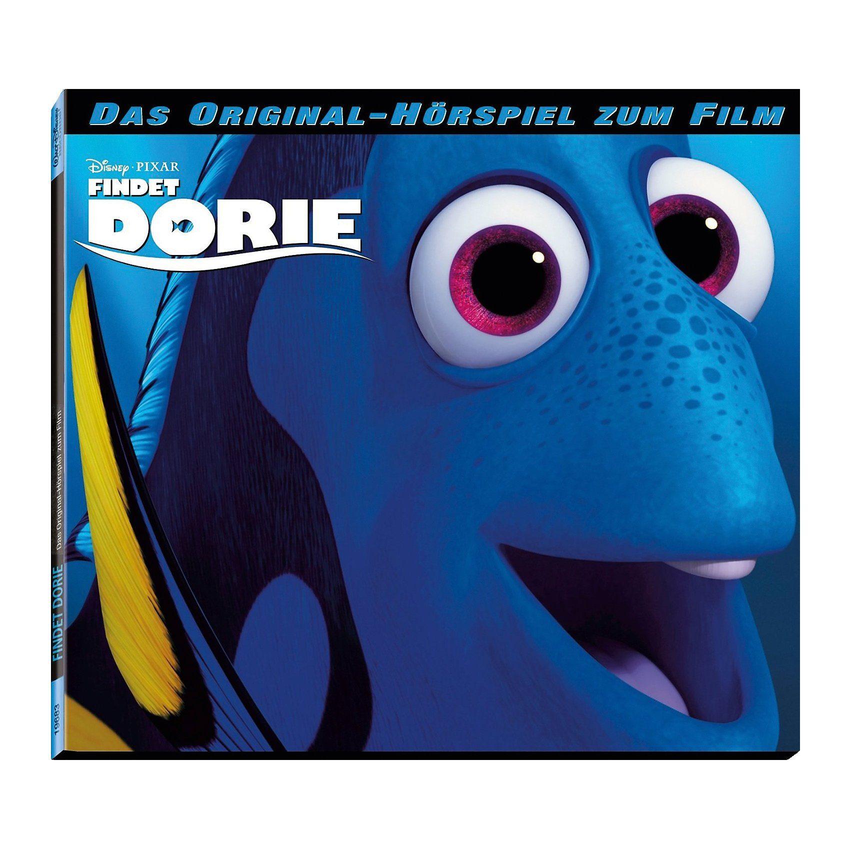 Kiddinx CD Disney Findet Dorie - Hörspiel zum Kinofilm