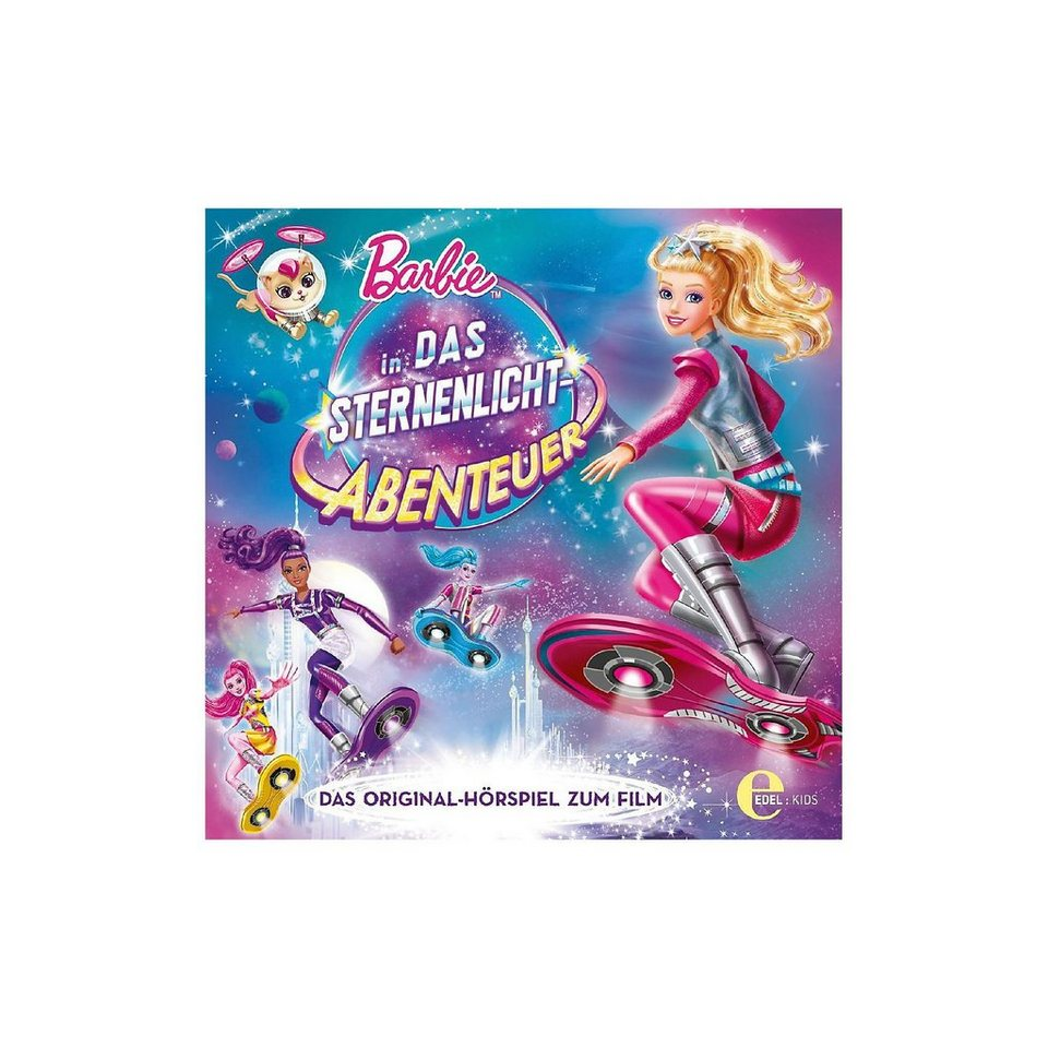 Edel CD Barbie: Sternenlichtabenteuer kaufen