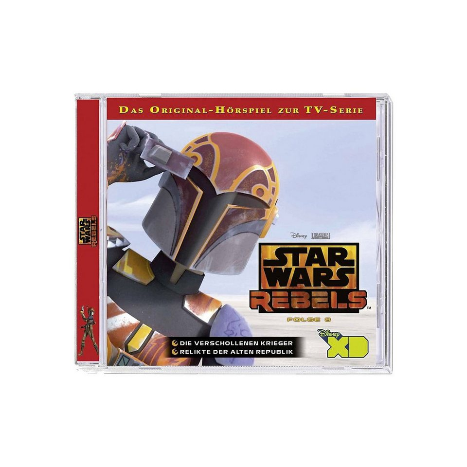 Kiddinx CD Star Wars Rebels 08 online kaufen