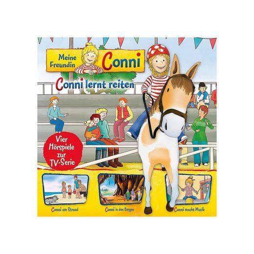 Universal CD Conni 6 - lernt reiten/Strand/In den Bergen/Musik