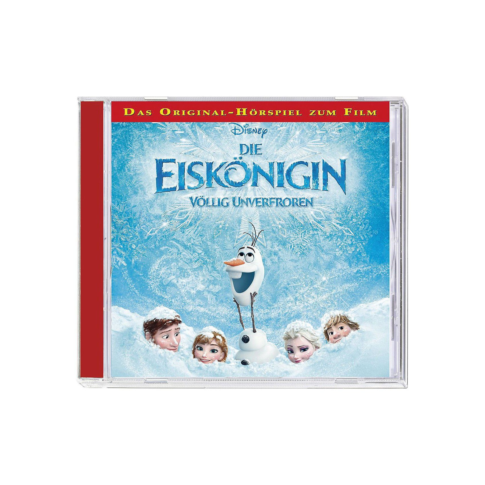 Kiddinx CD Disney - Die Eiskönigin (Hörspiel zum Film)