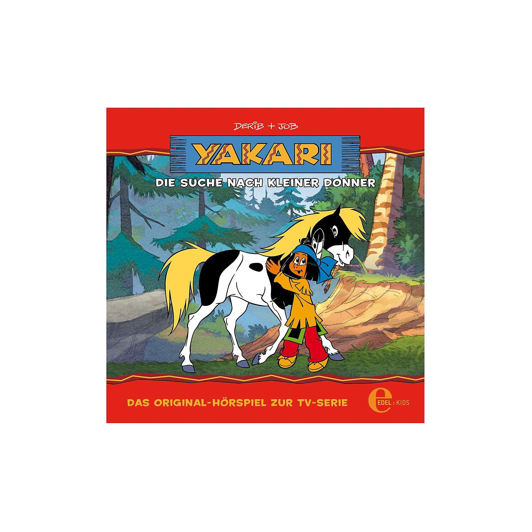 Edel CD Yakari 11 - Die Suche Nach Kleiner Donner