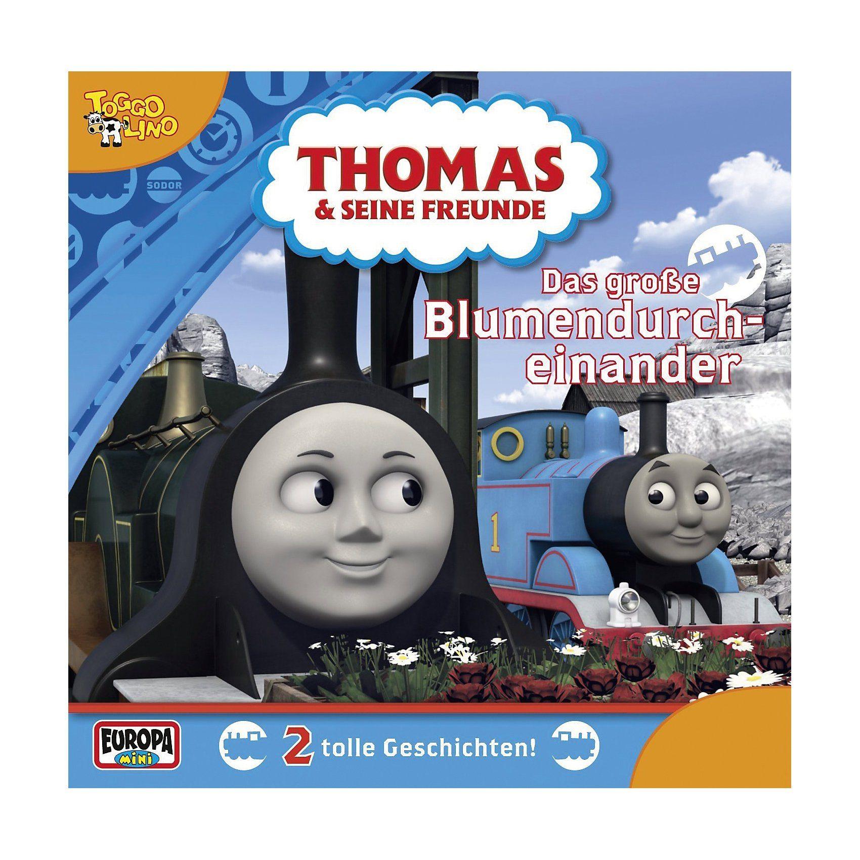 Sony CD Thomas & seine Freunde 20 - Das große Blumendurcheinander